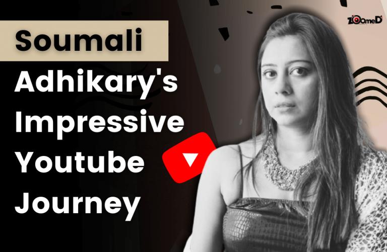 Indian Vlogger Soumali : Dive into a Vlogger Journey