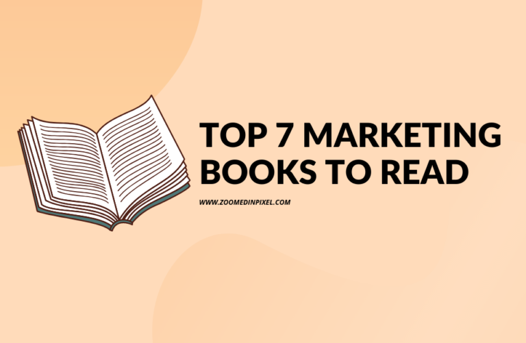 Top 7 Digital Marketing Books to Read In 2021